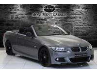 2012 BMW 3 Series 325d Sport Plus 2dr Step Auto 2 door Convertible