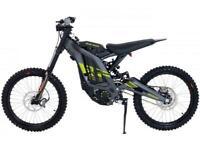 SURRON LB X Series Dual Sport E-Dirt Bike