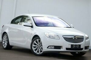 2012 Opel Insignia IN Black 6 Speed Sports Automatic Sedan