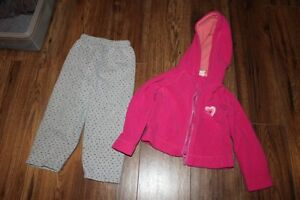 Girls 3T sweater and pant