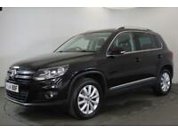 2014 14 VOLKSWAGEN TIGUAN 2.0 MATCH TDI BLUEMOTION TECHNOLOGY 4MOTION 5D 175 BHP