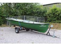 18FT Fishing Boat