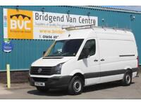 2012 VOLKSWAGEN CRAFTER CR35 BLUEMOTION 2.0 TDI 109 BHP MWB HIGH ROOF DIESEL 6 S