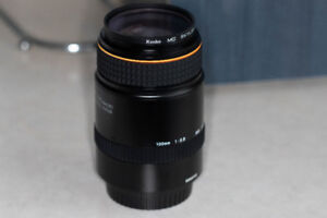 Tokina AT-X AF 100mm f/2.8 Macro Lens pour Canon