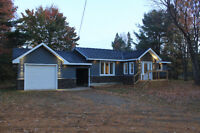 Renovated Three Bedroom Bungalow in Goulais