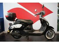 2013 63 ZNEN ZN SINNIS SPIRIT 125, BLACK