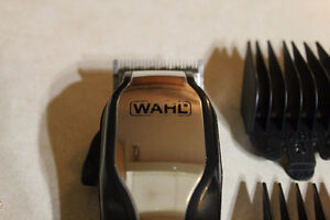 WAHL HAIR CUTTERS AND ADJUSTABLE LENGTH COMBS Windsor Region Ontario image 3
