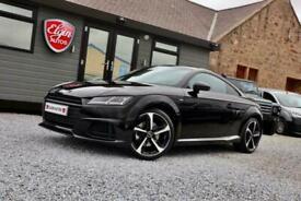 2018 Audi TT Black Edition 1.8T FSI S Tronic 2dr ( 180 bhp ) COUPE Petrol Automa