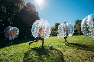 LONDON BUBBLE SOCCER...THE BEST BIRTHDAY PARTY GIFT London Ontario image 4