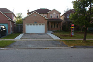Renovated house for rent in Mississauga