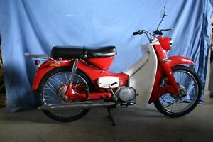 "1966 Suzuki M30 ""The Suzy"""