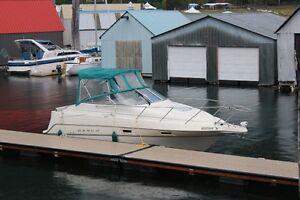 1996 Maxum 2455 Cabin Cruiser