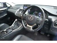 2016 66 LEXUS NX 2.5 300H LUXURY 5D 153 BHP
