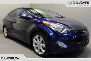 2013 Hyundai Elantra Limited w/ Nav