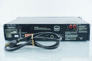 Crown MicroTech 600 Power Amplifier Windsor Region Ontario image 5