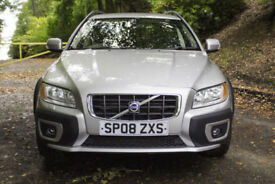 Volvo XC70 2.4 geartronic 2008.5MY D5 SE