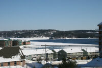 1 Bedroom Condo with a View of Bedford Basin