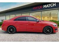 2015 Mercedes-Benz CLA CLASS 250 AMG SPORT 4MATIC AUTO Saloon Petrol Automatic
