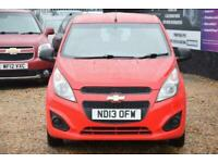 2013 Chevrolet Spark 1.0 LS 5d 67 BHP + FREE DELIVERY + FREE 3 YEAR WARRANTY + F