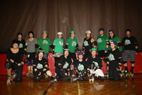 Low Contact Roller Derby - New Skater Night