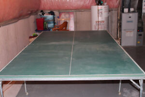 Ping Pong Table 5' by 9'
