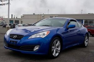 2011 Hyundai Genesis Coupe Coupe (New Clutch) Certified!