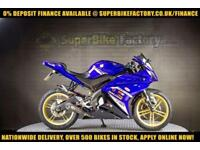 2010 60 YAMAHA YZF-R125 125CC 0% DEPOSIT FINANCE AVAILABLE