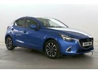 2018 Mazda 2 1.5 Sport Nav Auto Hatchback Petrol Automatic