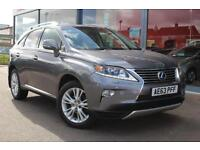 2013 LEXUS RX 450h 3.5 Premier CVT Auto NAV, LEATHER, E SUNROOF, R CAM and DAB