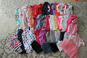Girl's Clothes 9-12 months