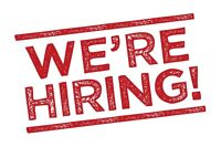 We are in need of 2 Full-time Staff Members