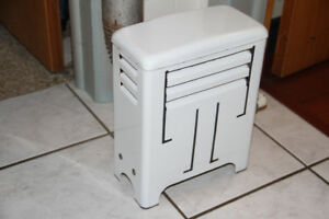 Vintage (early 50s) Natural Gas Heater with Original Fittings