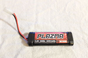 Assorted rc batteries