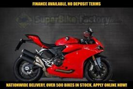 2016 66 DUCATI PANIGALE 959CC 0% DEPOSIT FINANCE AVAILABLE