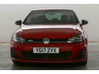 2017 Volkswagen Golf 2.0 TDI 184 GTD Hatchback Diesel Manual