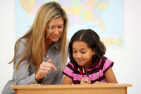 Qualified Tutor Available  (kindergarten to grade 4)