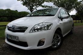 Toyota Auris 1.8 ( 136bhp ) CVT 2011 T4