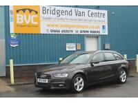2013 AUDI A4 AVANT 2.0 TDIE SE TECHNIK DIESEL 6 SPEED MANUAL ESTATE, 1 OWNER, FA
