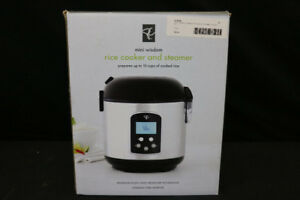 PC Mini Wisdom Rice Cooker & Steamer PC522 (#15573)