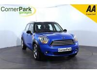 2013 MINI COUNTRYMAN COOPER D ALL4 HATCHBACK DIESEL