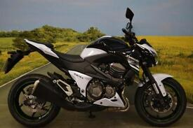 Kawasaki Z800 ** DATATAG, DIGITAL DISPLAY, STREET FIGHTER **