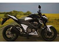 Kawasaki Z800 ** DATATAG, DIGITAL DISPLAY, STREET FIGHTER **