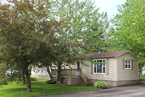 Well maintained 2 good size bedroom mini home in Pine Tree Park
