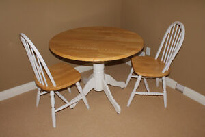 Dinette Table and Chairs Set