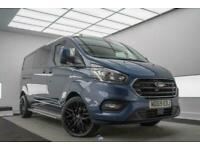 2020 Ford Transit Custom 2.0L 320 LIMITED DCIV L2H1 185 AUTO - 20 inch ALLOYS -