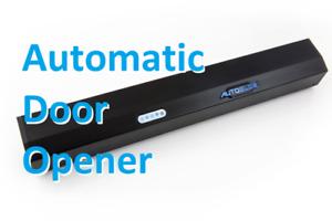 Auto & App Controlled Doggy Door