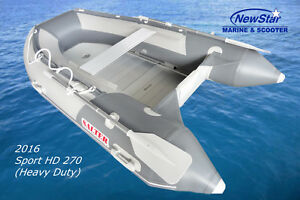 Inflatable Tenders Package - Boat and Motor