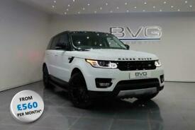 image for 2014 Land Rover Range Rover Sport 3.0 SD V6 HSE Auto 4WD (s/s) 5dr SUV Diesel Au