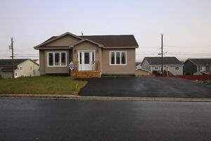 Brand New Bungalow With Rough In For Basement Apartment