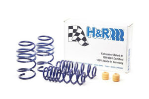 H&R 54787 Sport Lowering Springs for 2015-2018 VW Volkswagen MK7
